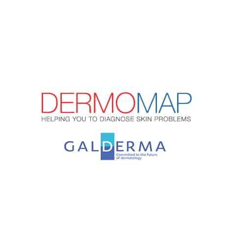 logo dermomapgalderma_