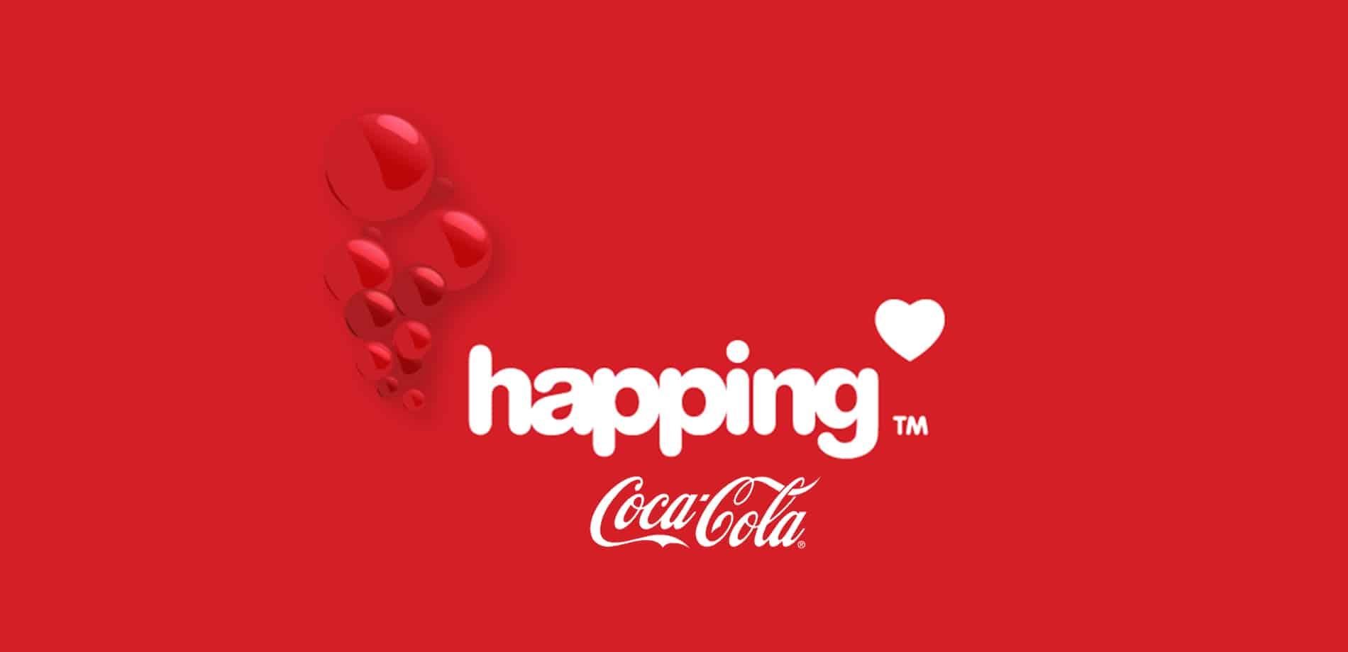 Coca-Cola Happing Map