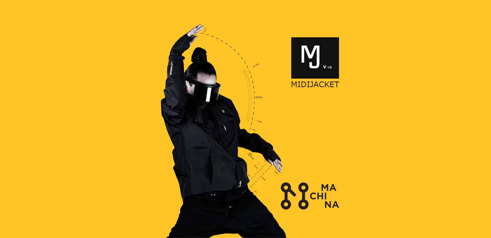 Machina Midi Jacket